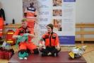 Warsztaty szkoleniowe dla klas pierwszych z ratownictwa medycznego (2 kwiecień)